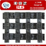 Fertigung Hot Sale pp. Pet Plastic Geogrid 20kn-200kn