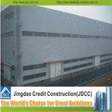 Alta qualità e grande Span Moderna Qualità prefabbricato in acciaio Officina