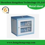Изготовление металлического листа точности для шкафа оборудования