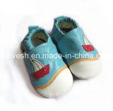 Weiche alleinige fantastische Großhandelskarikatur-neugeborene Säuglingsbabyschuhe