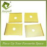 Couleurs combinées en aluminium Panneaux de plafond Baffle