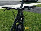 Bici eléctrica de la aleación ligera con Shimano Derailleur y neumático gordo