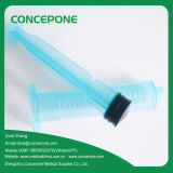 Liquid colorato Dispenser Syringe per Cosmetic/Pre-Filled Syringe/Dispensing Syringe