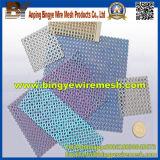 Strati di alluminio perforati/comitati di alluminio decorativi