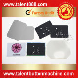 Кнопка резиновый магнита фабрики 65X90mm талантливости