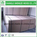 Conglomerado de madera del grano del uso 1220*2440*12m m de los muebles/de la cabina