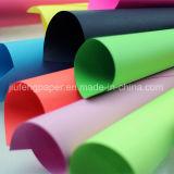 Hohes hölzerne Massen-gefärbtes Papierpapierbuntes des Grad-160g