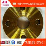 Gelber Kohlenstoffstahl-Flansch des Lack-JIS B2220 10k