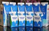 박공 최고 우유 판지 충전물 기계장치