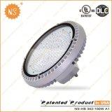 UL cUL Dlc IP65 120 Grad 100W hohe Bucht-Beleuchtung UFO-LED