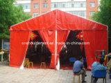 Neuestes Hochzeits-Zelt mit roter Farbe
