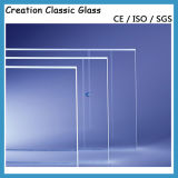 glace de flotteur claire supplémentaire ultra claire en verre de flotteur de 4-12mm