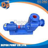 Pompe Non-Encrassante de détritus de pompe à eau d'égout d'amoricage d'individu de 6 pouces