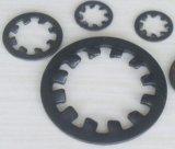 Rondelle de freinage d'acier inoxydable/rondelle de dent (DIN6797)
