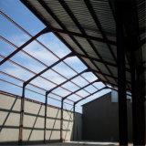 レンガ壁が付いている前に設計された金属の建物キット