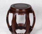 Tamborete de madeira contínuo da sala de visitas (M-X2160)