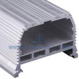 Aluminio / aluminio de extrusión con precisión de mecanizado CNC