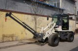 Partes frontales Mini Wheel Loader con Ce