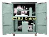 큰 변압기에 의하여 사용되는 진공 건조용 장비