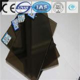 Flotteur teinté/clair de noir/a gâché la glace r3fléchissante pour la construction