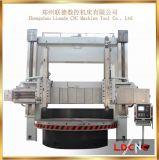 Machine de rotation verticale Ck5225 de tour de commande numérique par ordinateur de double fléau de la Chine