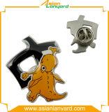Distintivo personalizzato del metallo di figura rotonda