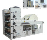 4 couleurs Paper Cup Printing Machine pour le PE Coated Paper