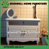 Gabinete de madeira do carrinho da cabeceira da mobília do conjunto (W-B-A1023)