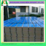 De Vertoning van Slatwall van het Aluminium van het tussenvoegsel