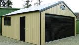 Garagem Prefab do aço da garagem da garagem da construção de aço