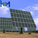 стекло Ar-Покрытия 3.2mm Tempered солнечное с SPF, ISO, SGS