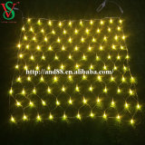 LED Christmas Lightsのための透過Cable 2*2m LED Net Light