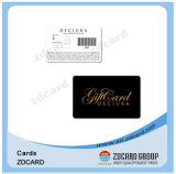 カスタム印刷Cr80プラスチックPVCギフトのカード