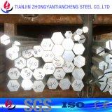 アルミニウム在庫のアルミニウム十六進棒6061
