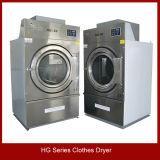 Limpar o secador de roupa comercial