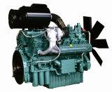 Motor 820kw de Genset 4-Stroke da carga de Wudong Turbo