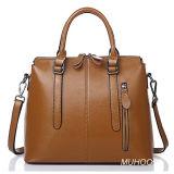 De Handtassen van het Leer van de Dames van de manier voor Zaken (MH-6066)
