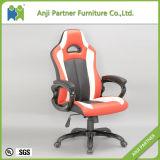 رخيصة سعر الصين مصنع أحمر [بو] جلد حاسوب قمار كرسي تثبيت (نواة)