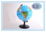 ayuda a la ense6anza 9 del globo de la etiqueta engomada de 32m m para el globo del mundo de la escuela de los cabritos