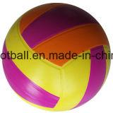 حجم 5 نيون كرة الطائرة مطّاطة لأنّ [سبورتينغ]