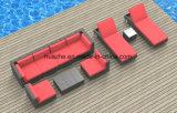Mobilia di vimini del rattan del PE sezionale del patio