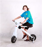 Mini motorino elettrico della bici pieghevole di E con il motore senza spazzola di potere 350W