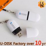 Commandes en bloc en gros d'instantané d'USB de plastique de qualité