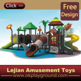 2016 Design novo Outdoor de confiança Playground Equipment (12063A)