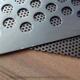 Forma superior redondo / rectangular / hoja / flor perforada del acoplamiento del metal - acero, aluminio, cobre