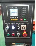 E10デジタル表示装置(WC67Y-200T/4000mm)が付いている油圧曲がる機械Wc67y
