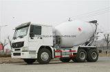 6-12m3のSinotruk Brand Concrete Mixer Truck