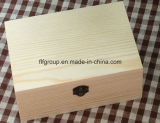 حارّة يبيع كلاسيكيّة تصميم [بورتبل] خشبيّة خمر صندوق