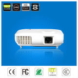 3000 affissione a cristalli liquidi 3LED Home Cinema Mini Projector di lumen 3