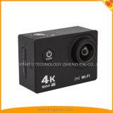 Nueva cámara multicolora de la acción 4K con WiFi los 30m impermeables